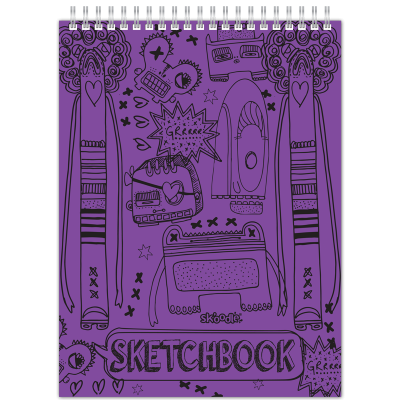 Purp_Sketchbook